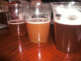 the three pale ales